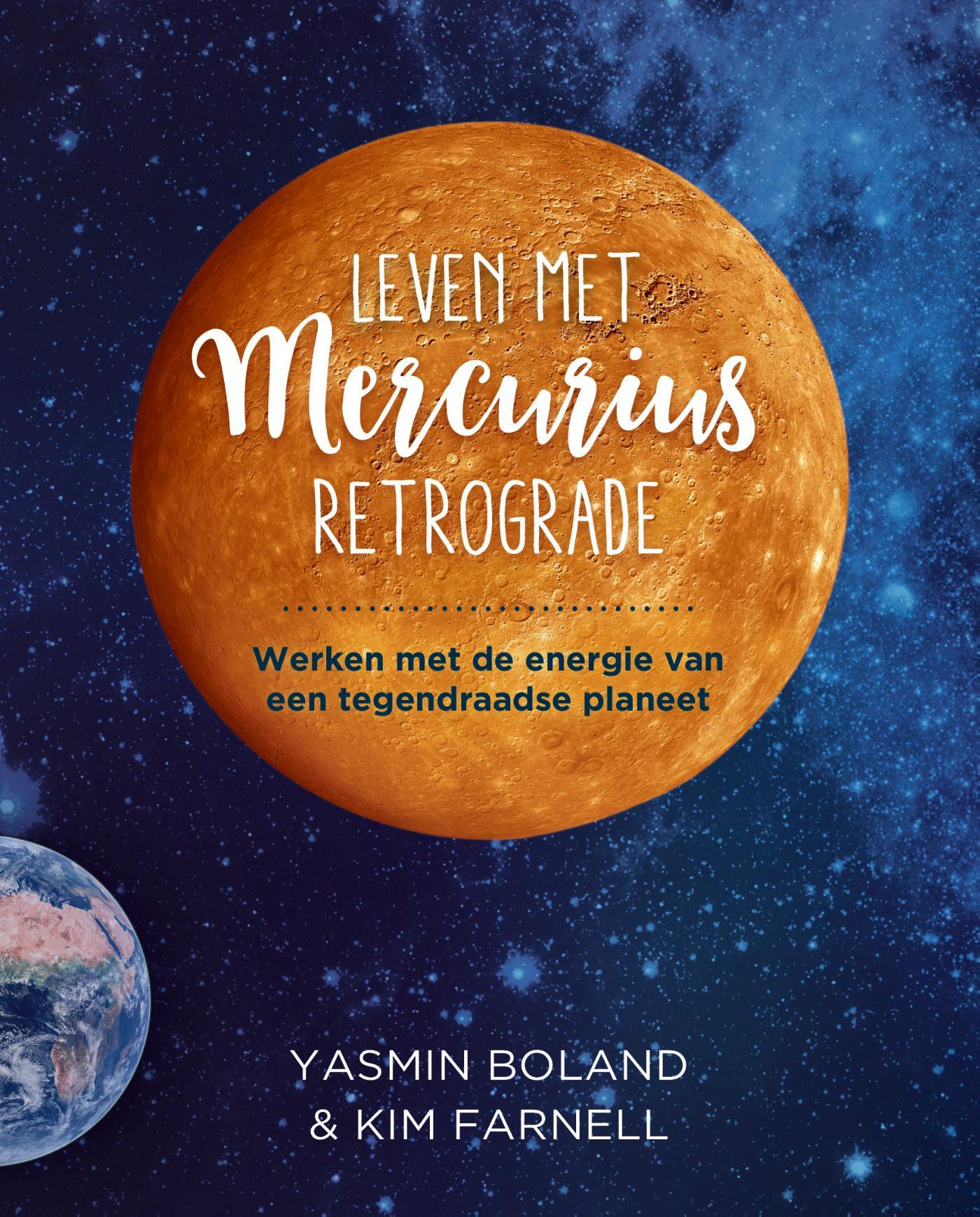 Cover Leven met Mercurius Retrograde