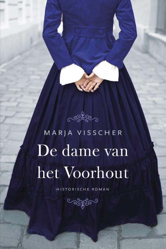 Cover De dame van het Voorhout