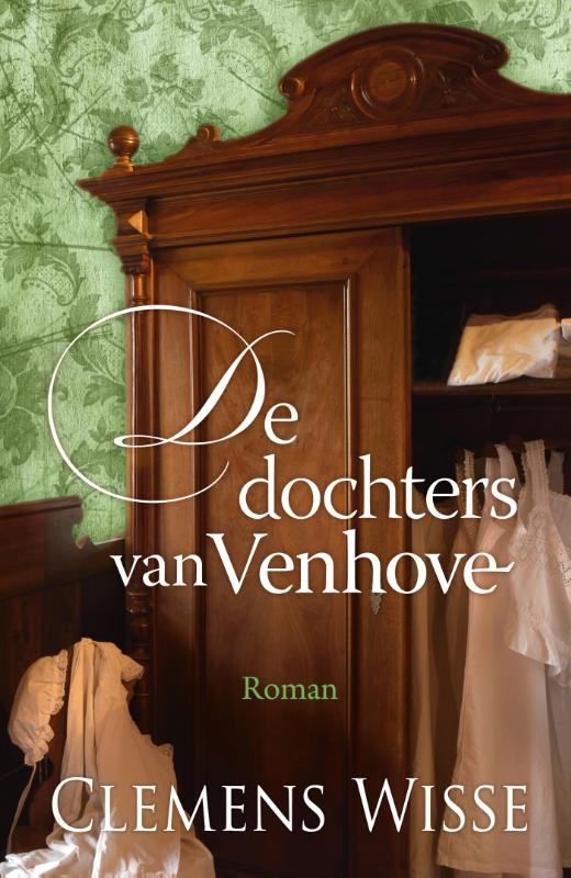 Cover De dochters van Venhove