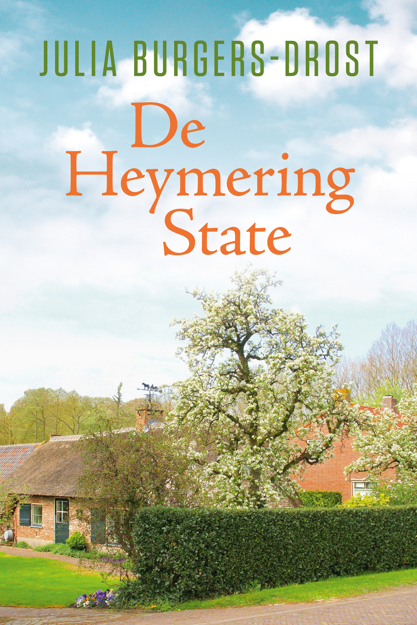 Cover De Heymering State