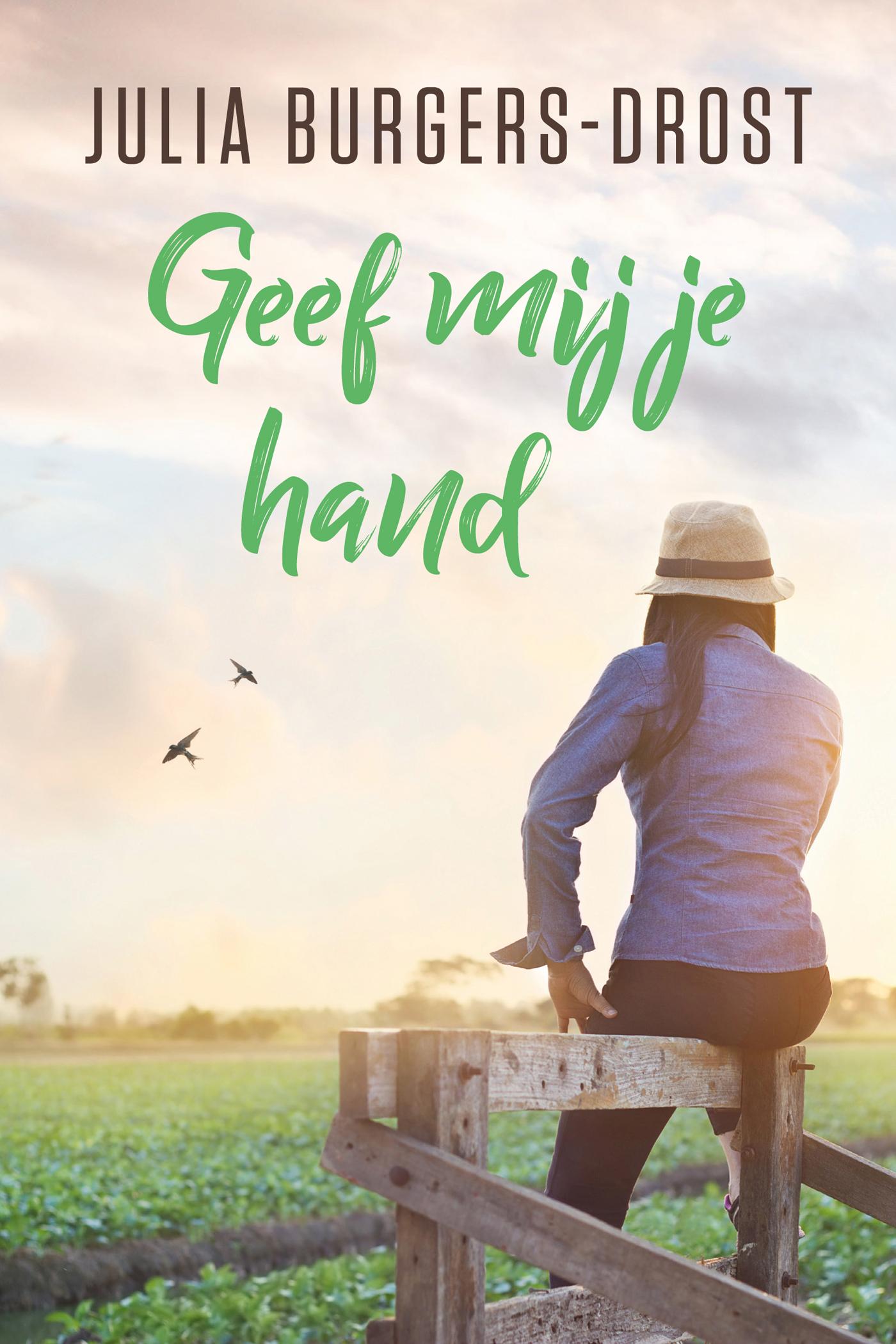 Cover Geef mij je hand