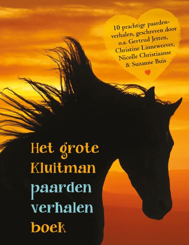 Cover Het grote Kluitman paardenverhalenboek