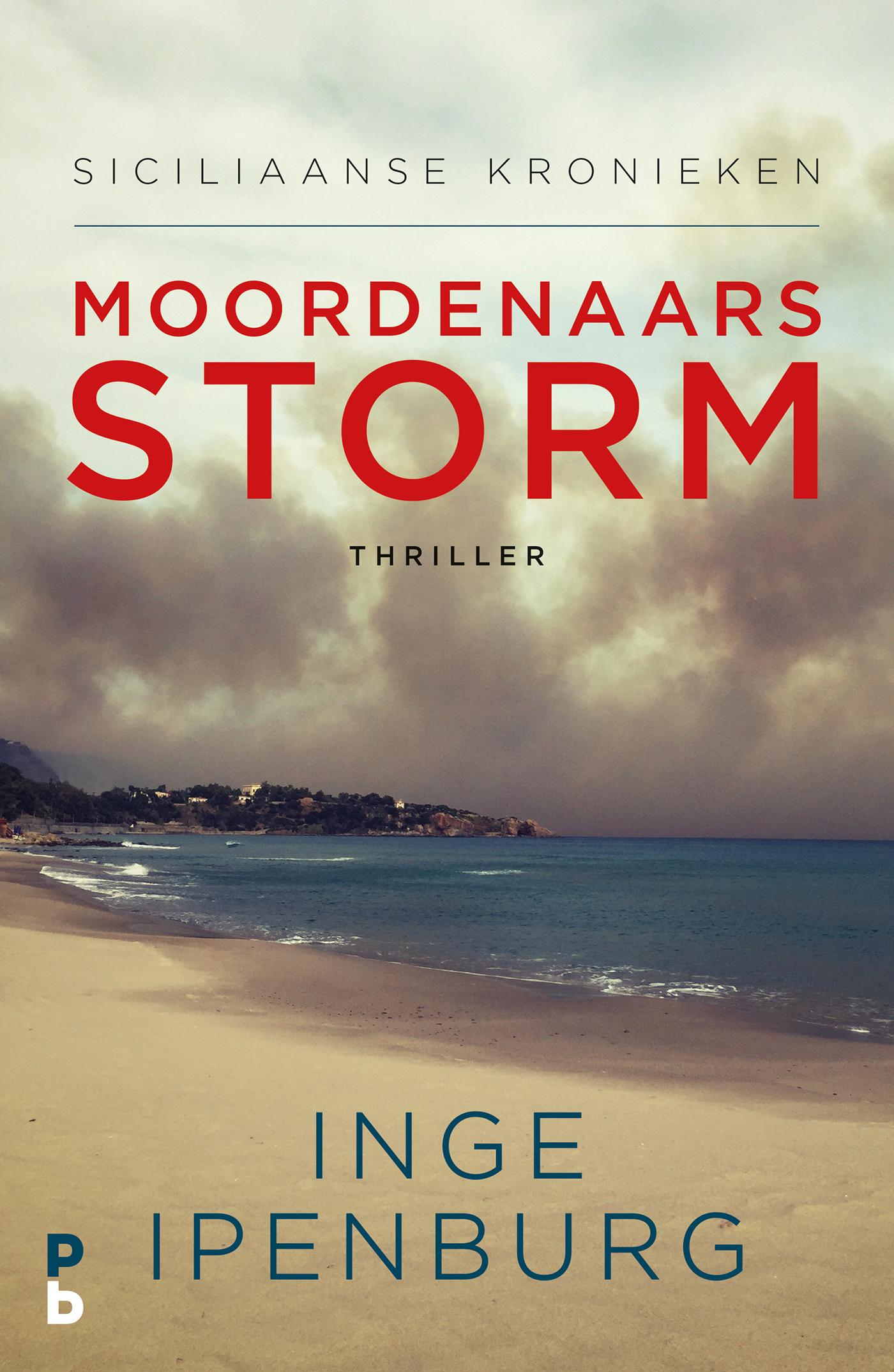 Cover Moordenaarsstorm
