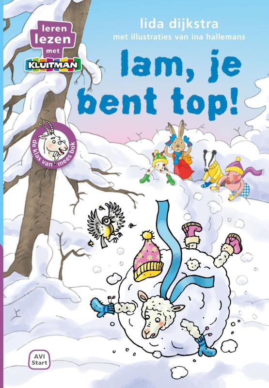 Cover lam, je bent top!