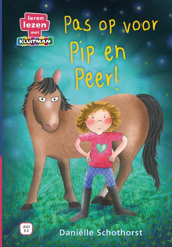 Cover Pas op voor Pip en Peer!