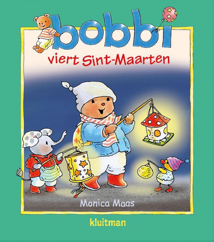 Cover Bobbi viert Sint-Maarten