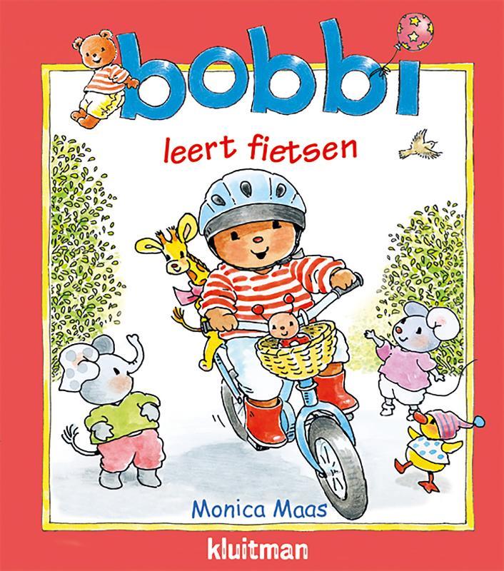 Cover Bobbi leert fietsen