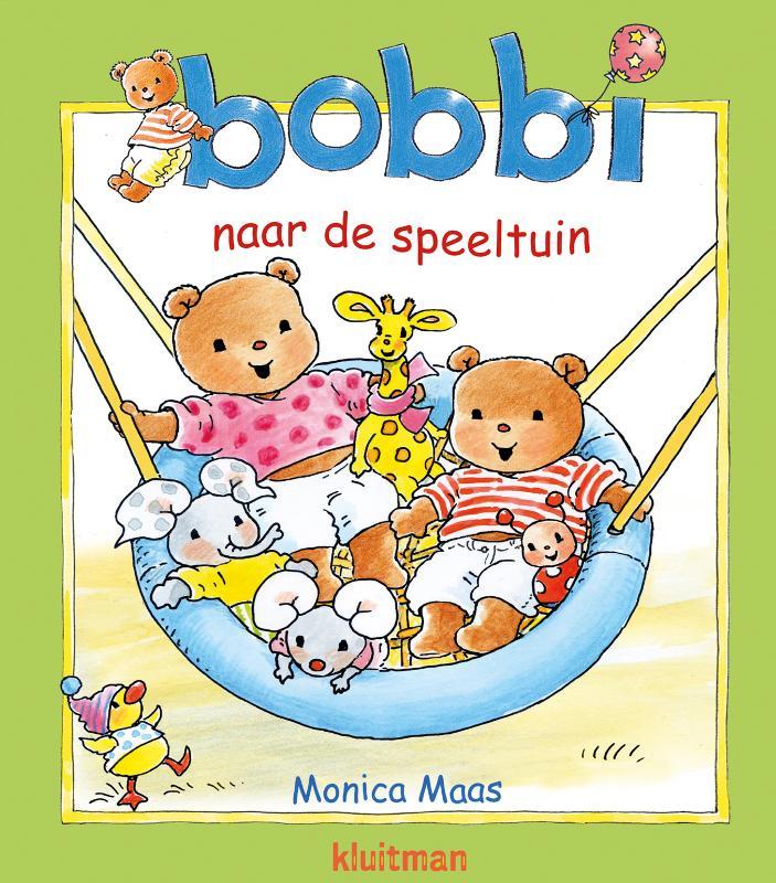 Cover Bobbi naar de speeltuin