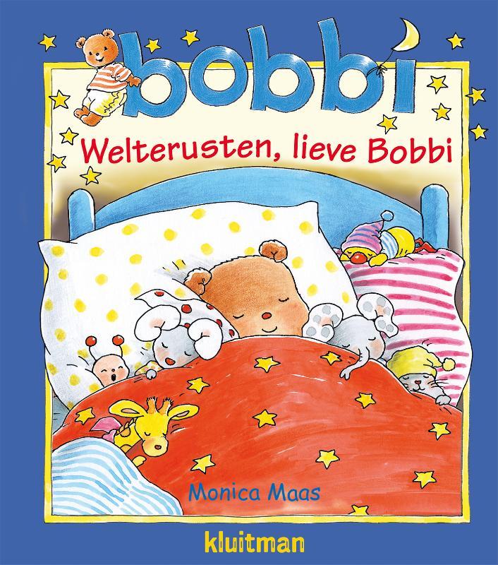 Cover Welterusten, lieve Bobbi