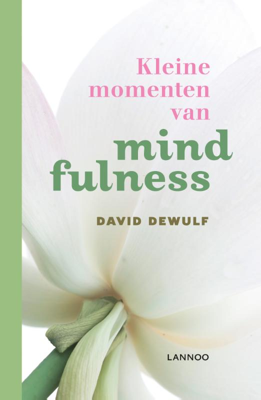 Cover Kleine momenten van mindfulness