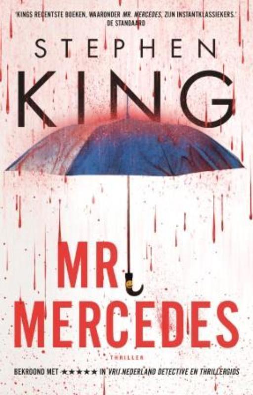 Cover Mr. Mercedes (POD)