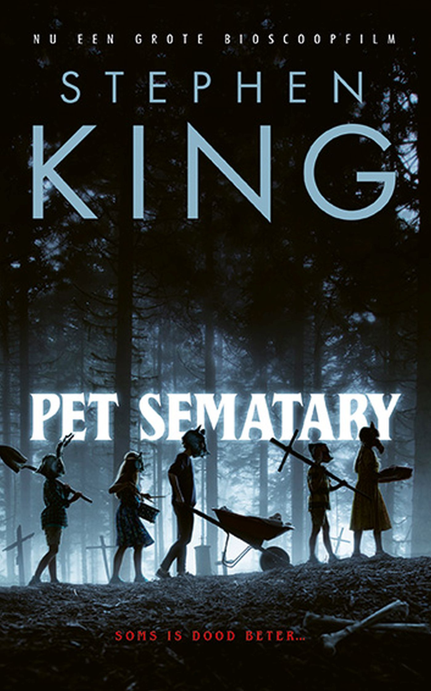 Cover Pet Sematary