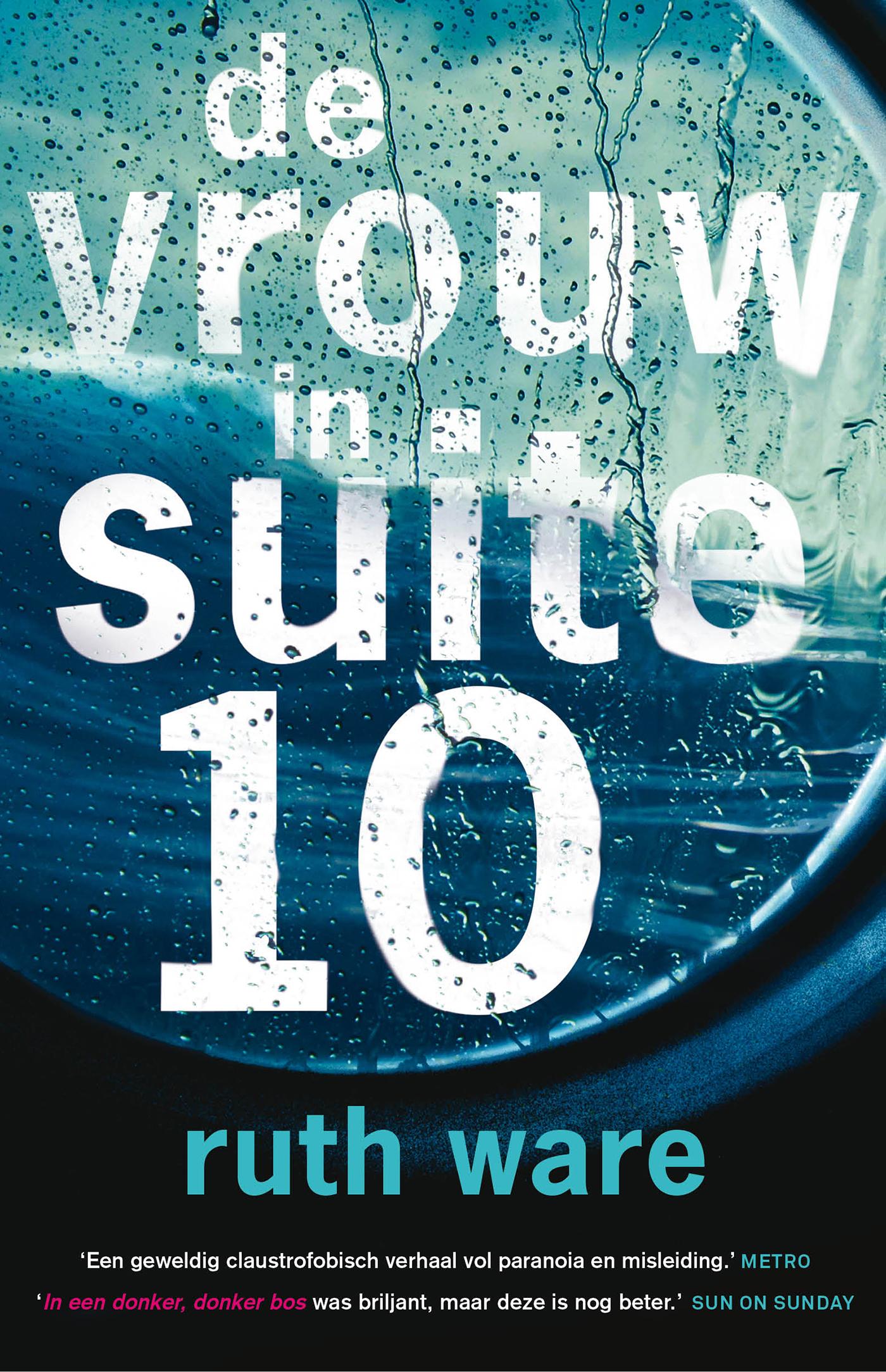 Cover De vrouw in suite 10