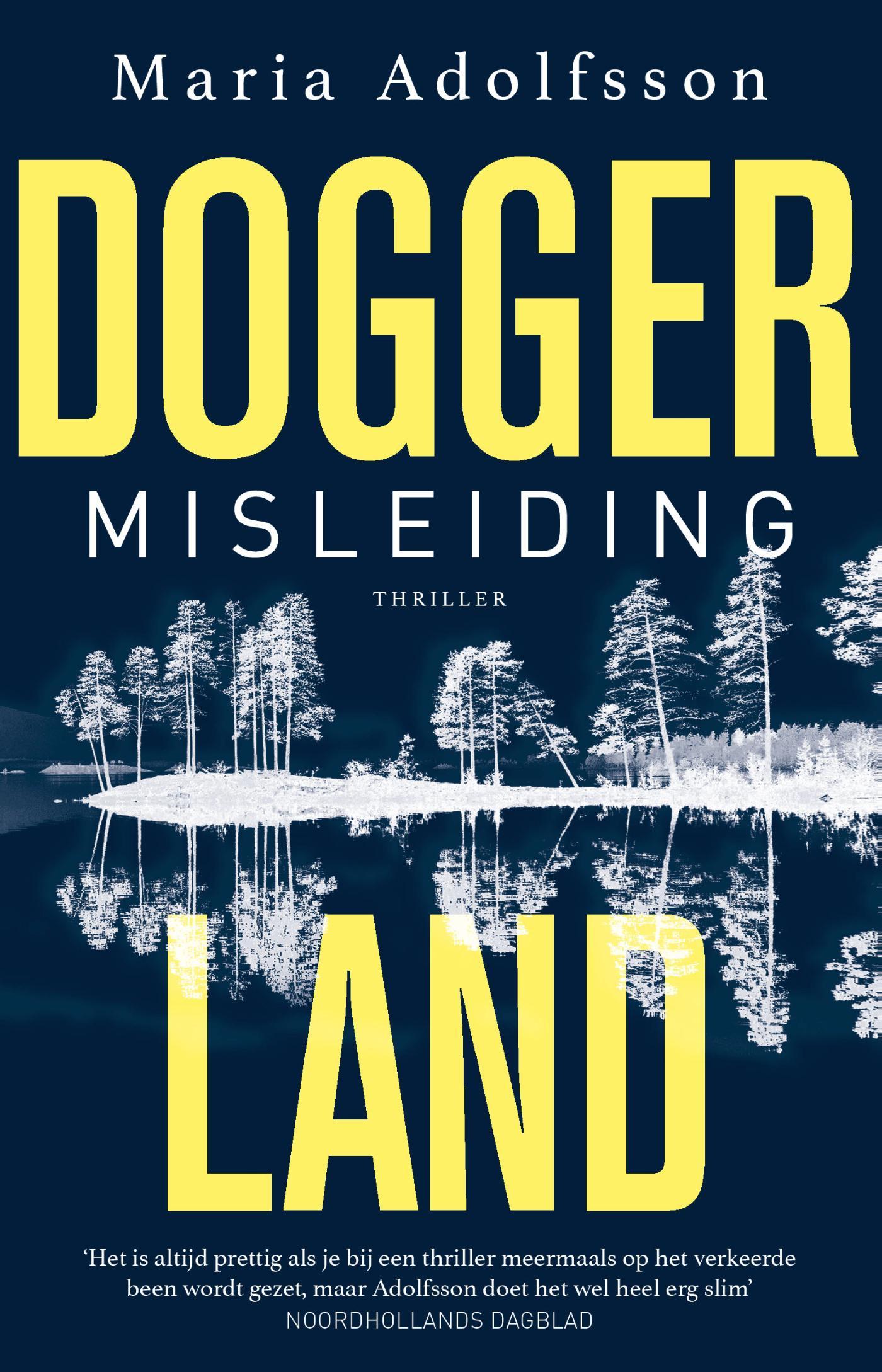 Cover Doggerland - Misleiding