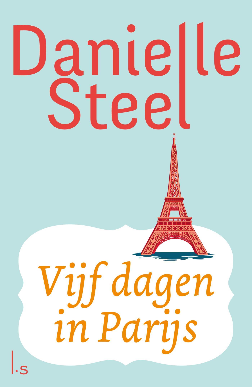 Cover Vijf dagen in Parijs