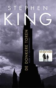 Cover De Donkere Toren 4 - Tovenaarsglas