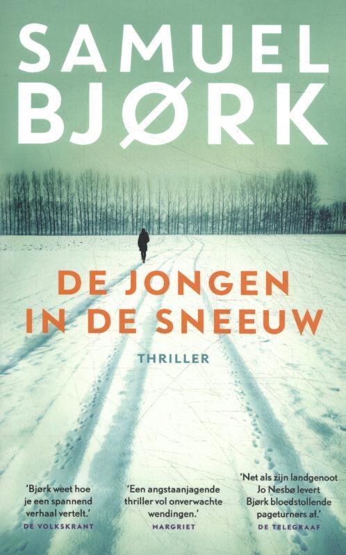 Cover De jongen in de sneeuw (Special Bruna 2020