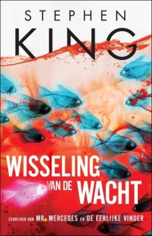 Cover Wisseling van de wacht (POD)