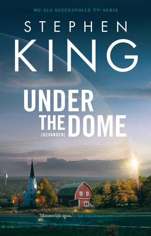 Cover Under the Dome (Gevangen)