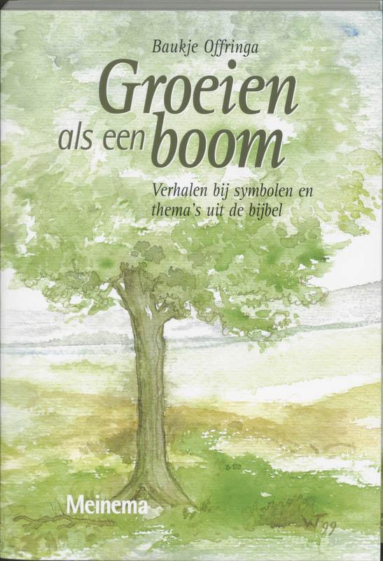 Cover Groeien als een boom