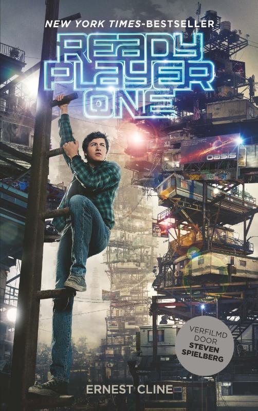 Cover Ready Player One