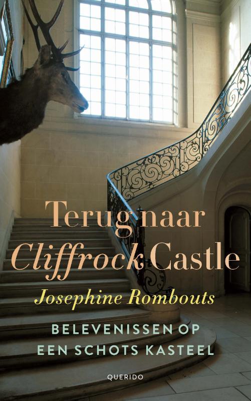 Cover Terug naar Cliffrock Castle