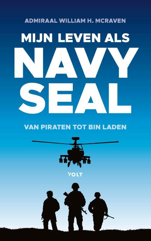 Cover Mijn leven als Navy SEAL