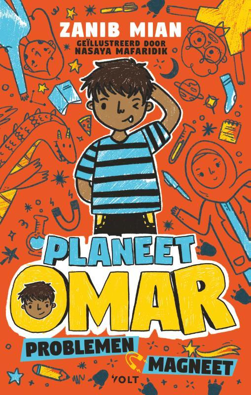 Cover Planeet Omar