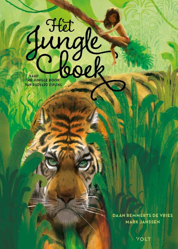 Cover Het jungleboek