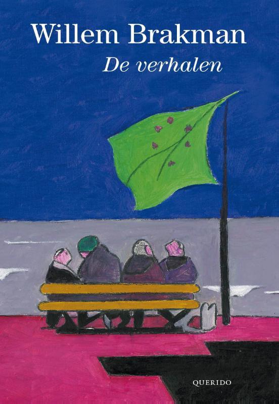 Cover De verhalen