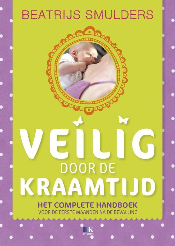 Cover Veilig door de kraamtijd en de eerste maanden na de bevalling