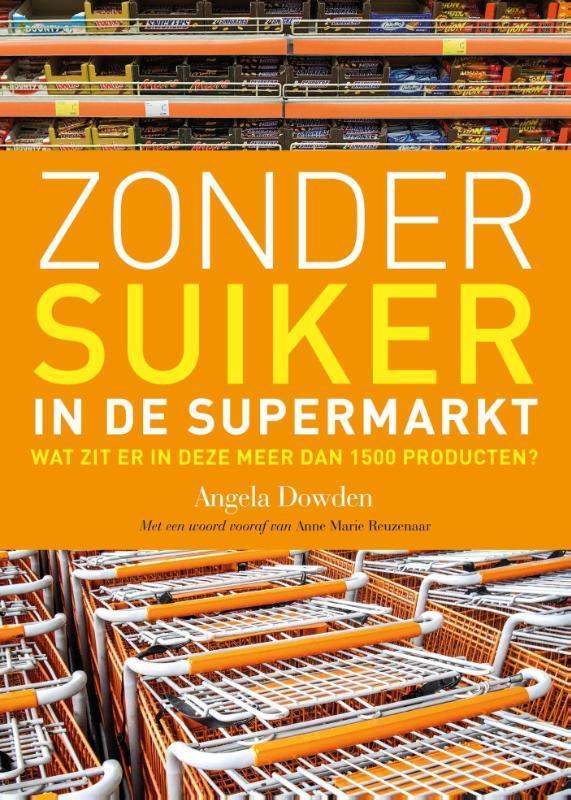 Cover Zonder suiker in de supermarkt