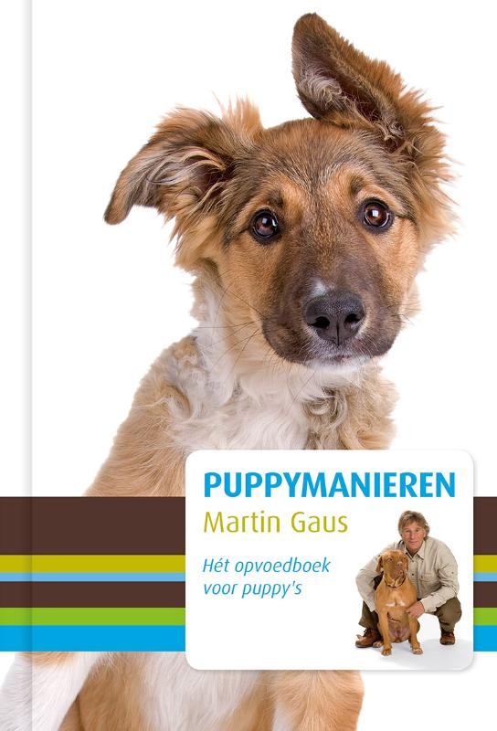 Cover Puppymanieren