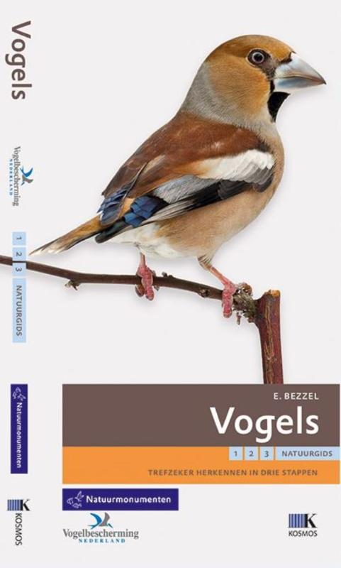 Cover 1-2-3 Natuurgids Vogels