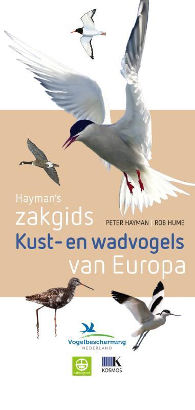 Cover Hayman's zakgids kust- en wadvogels