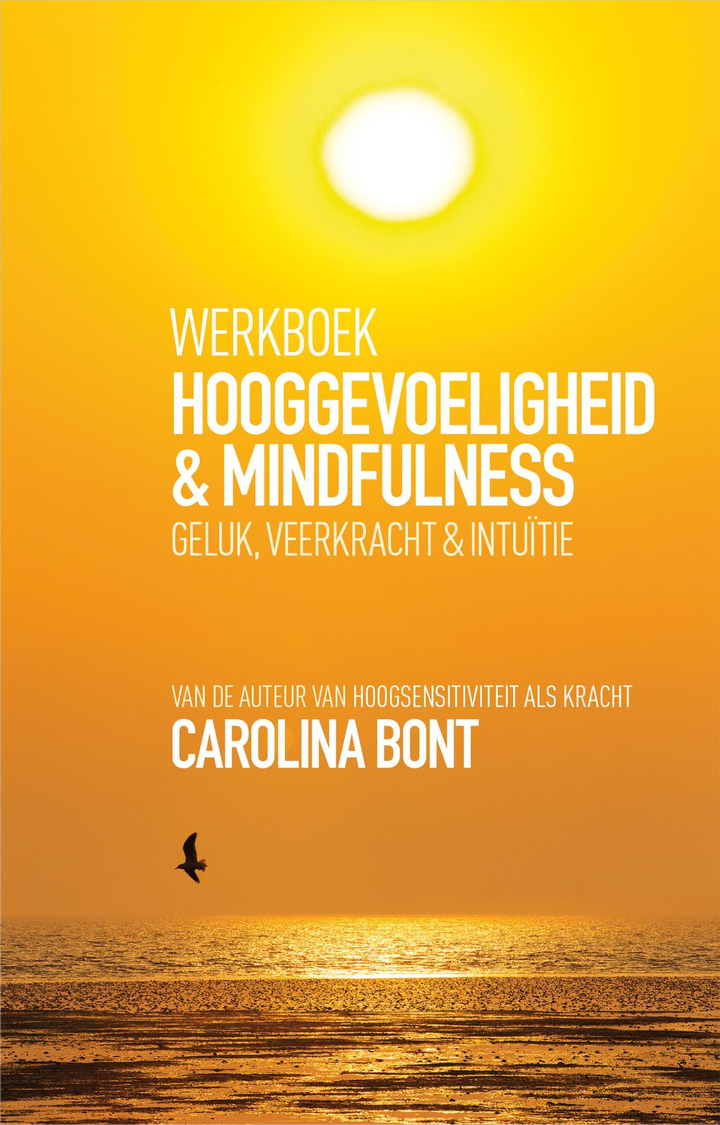 Cover Werkboek Hooggevoeligheid & Mindfulness