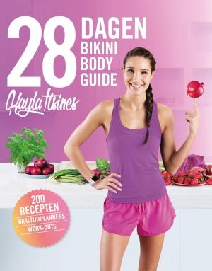 Cover 28 dagen Bikini Body Guide