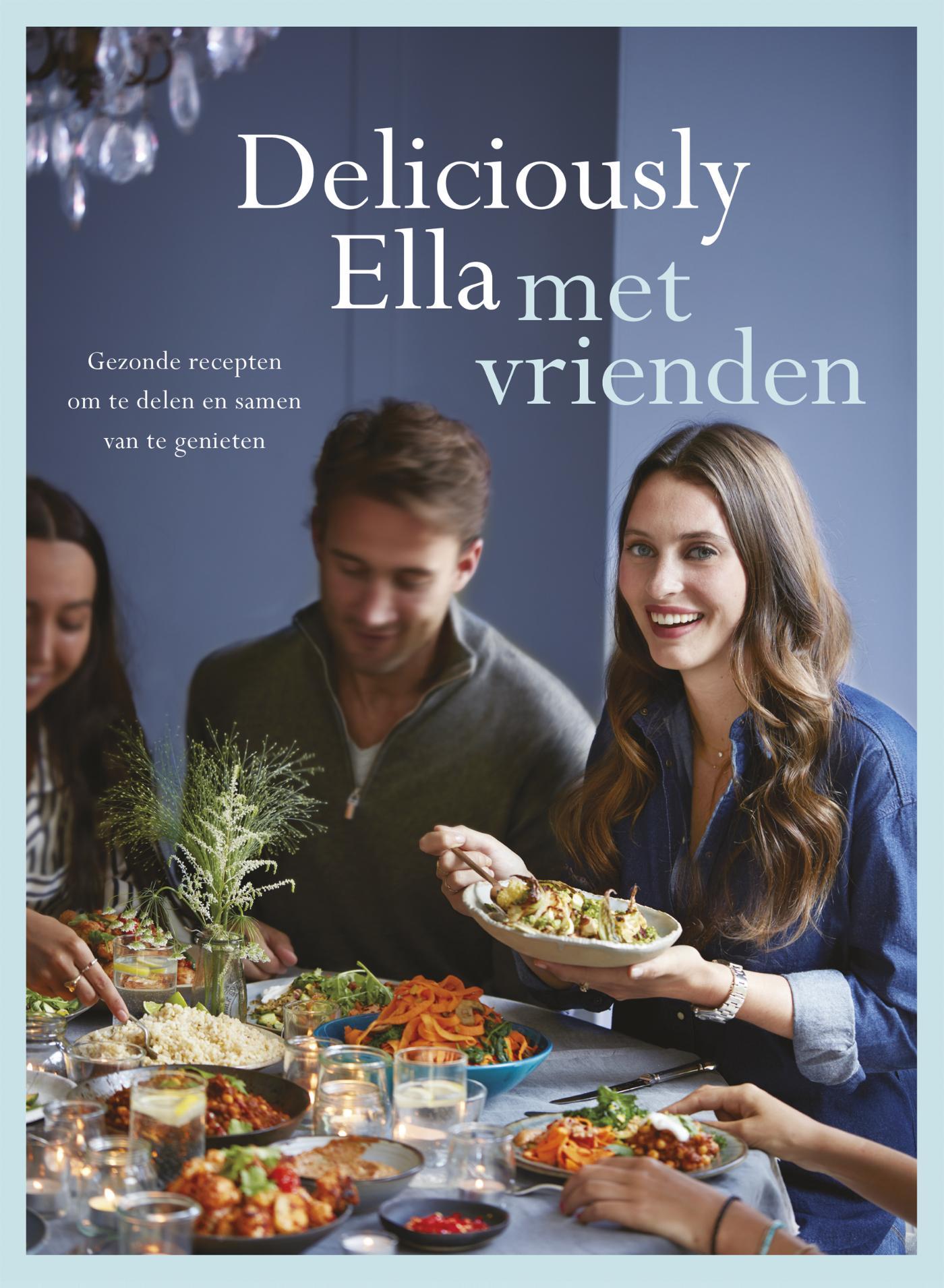 Cover Deliciously Ella met vrienden