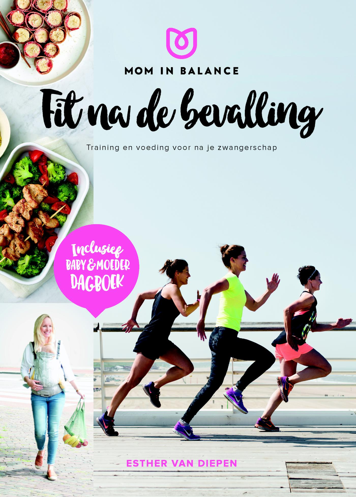 Cover Mom in balance - Fit na de bevalling!