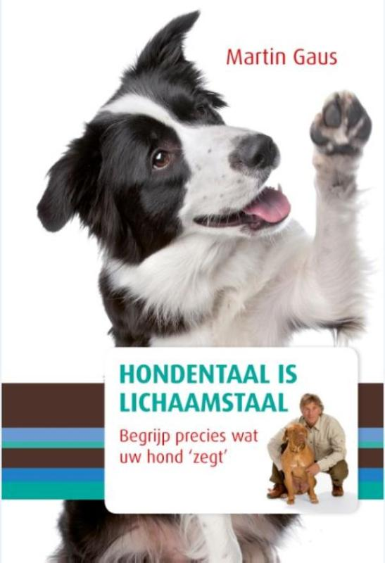 Cover Hondentaal is lichaamstaal