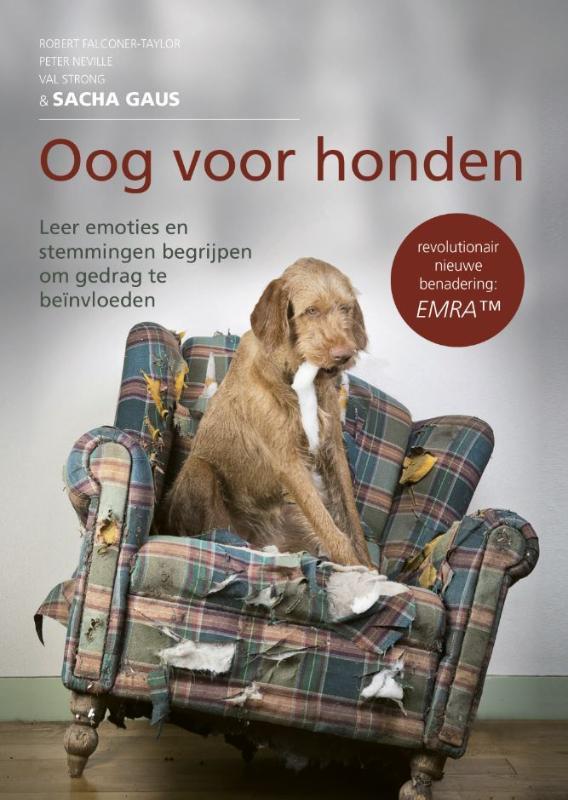 Cover Oog voor honden