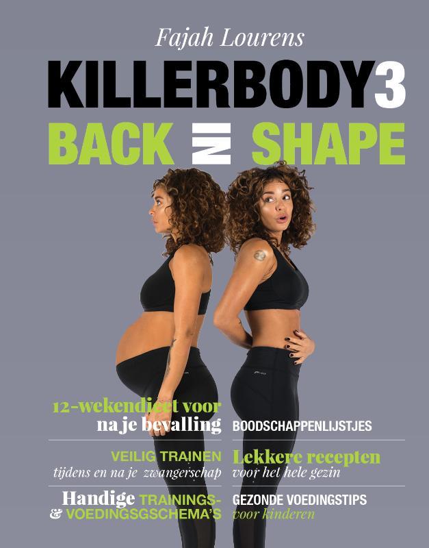 Cover Killerbody Back in shape