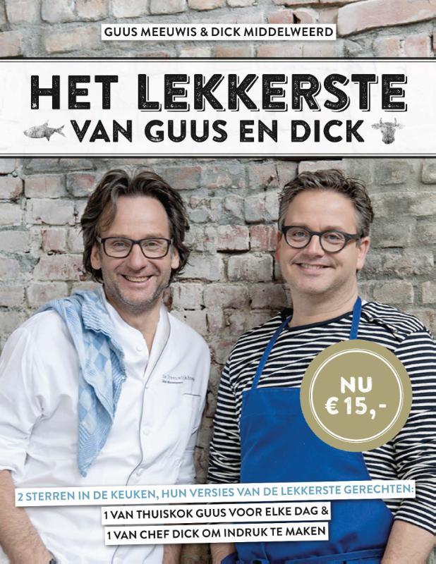 Cover Het lekkerste van Guus en Dick