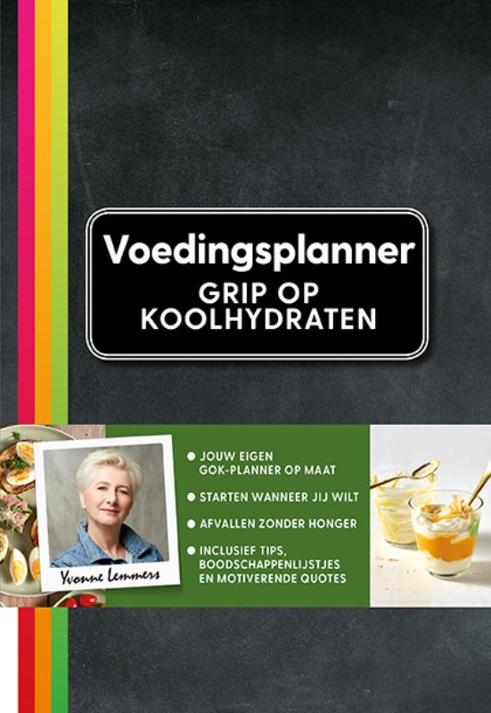 Cover Grip op koolhydraten - voedingsplanner