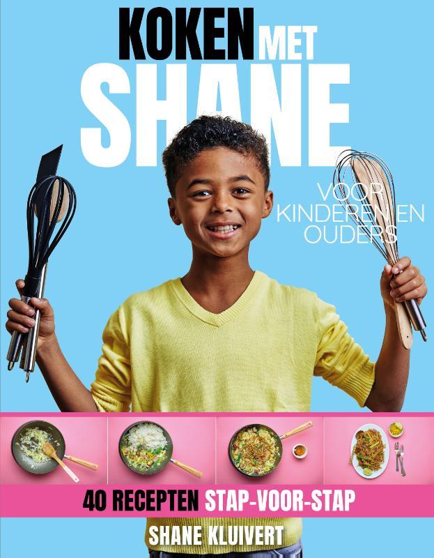 Cover Koken met Shane
