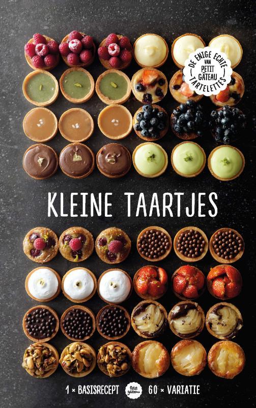 Cover Kleine taartjes