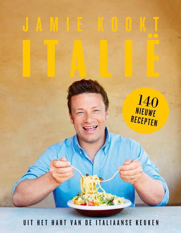 Cover Jamie kookt Italië