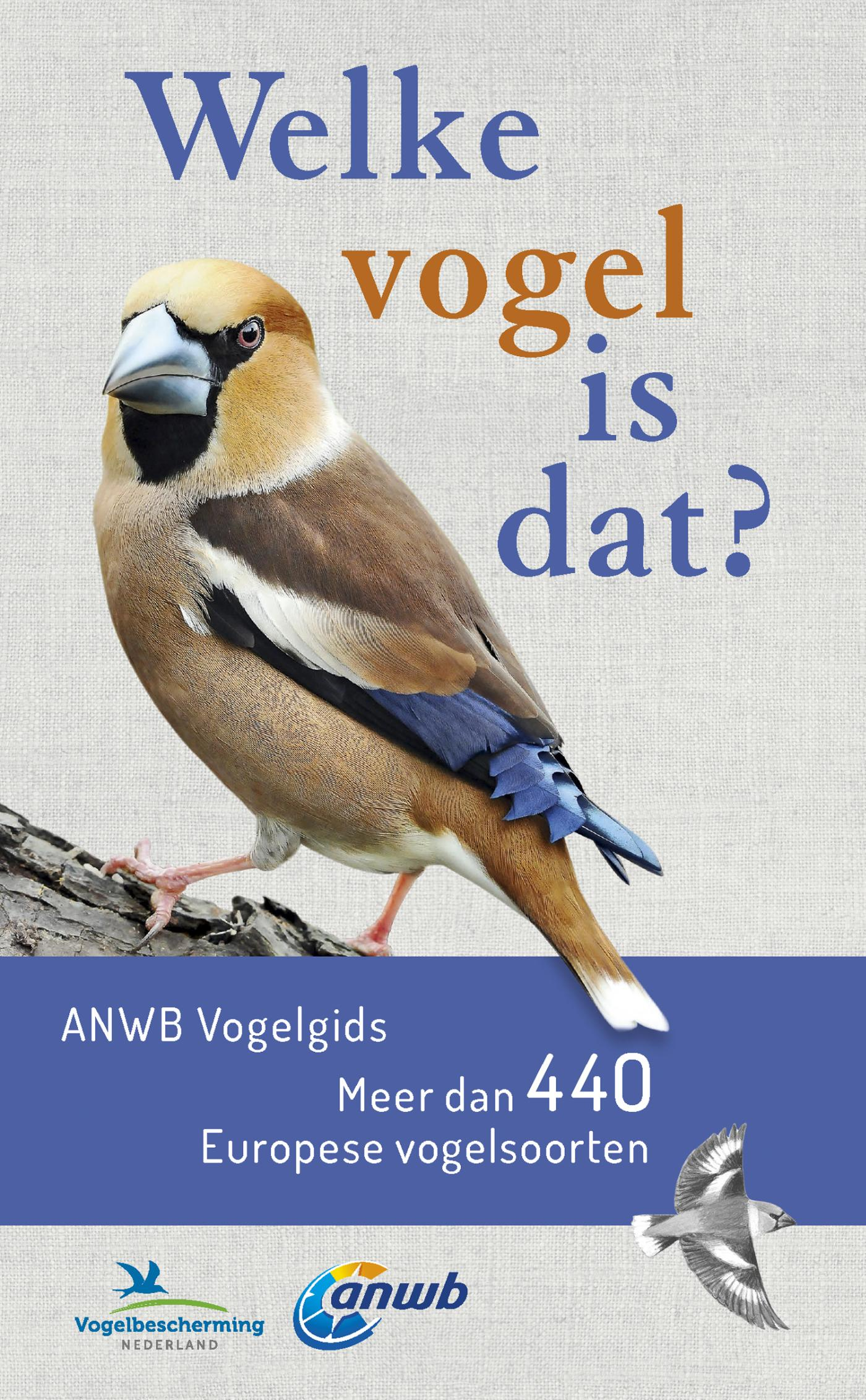 Cover Welke vogel is dat?
