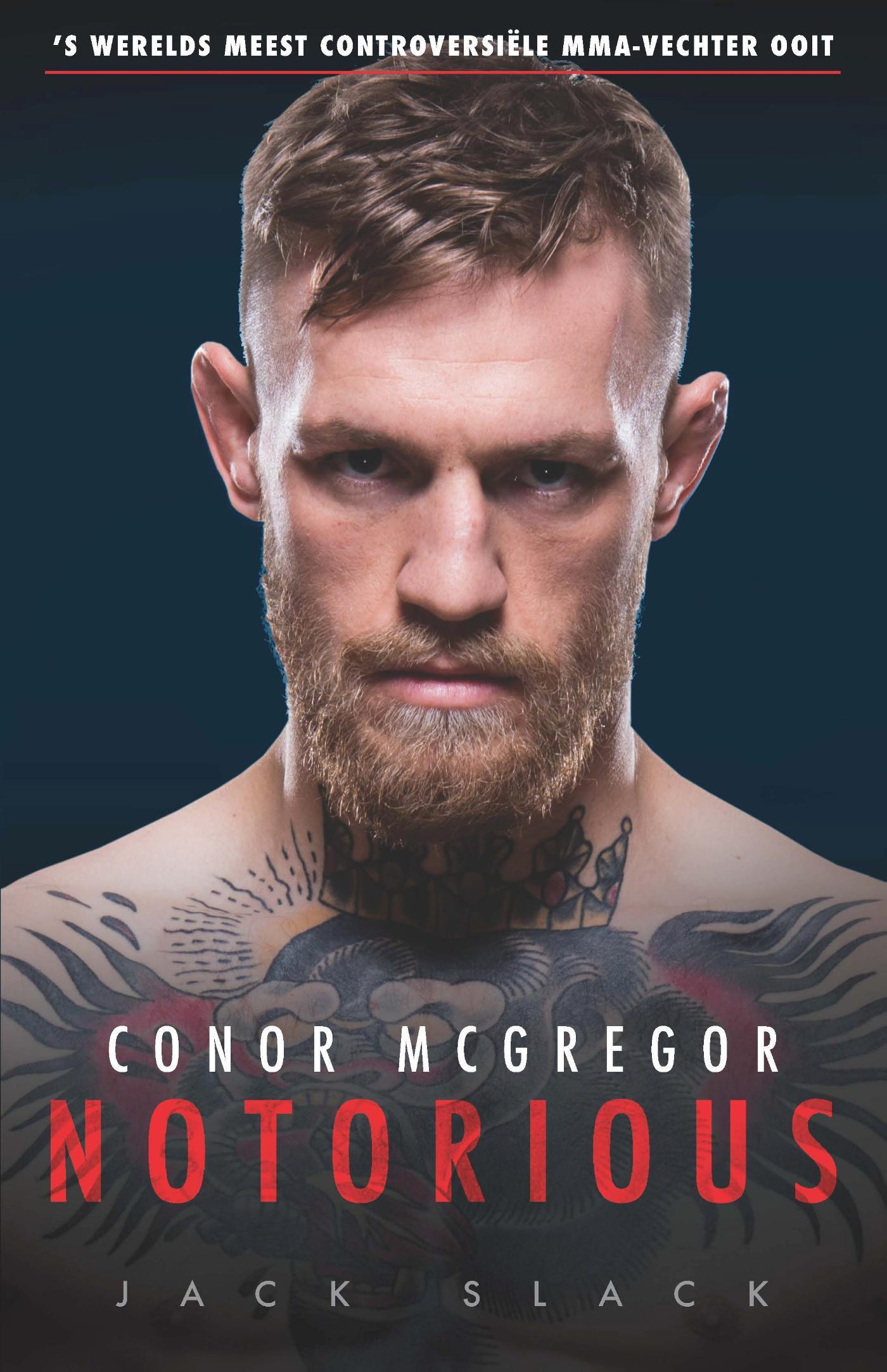 Cover Conor McGregor: Notorious
