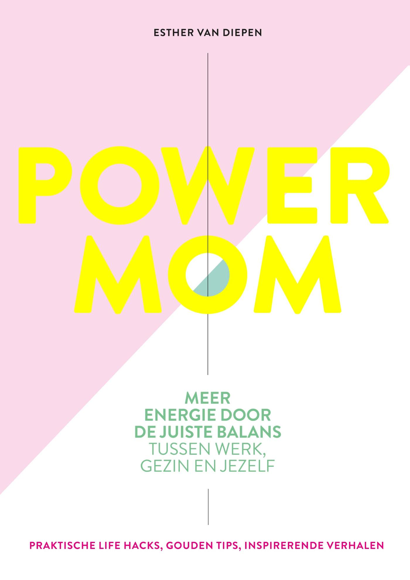 Cover Power Mom